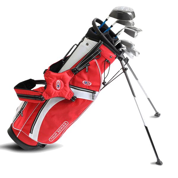 US Kids Golf Tour Series 7er Set