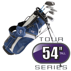 US Kids Golf Tour Series Schläger 7er Set Größe 54 RH TS54Set7G LH TSLi54Set7G