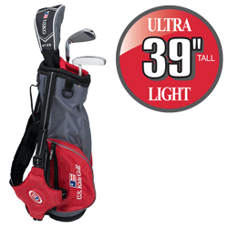 US Kids Golf Ultralight Series Schläger Set US39Set3 USLi39Set3