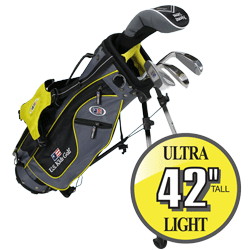 US Kids Golf-Set Ultralight Series 42 Kinder und Jugend Golf Schläger Set