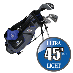 US Kids Golf Ultralight Series Schläger Set US45Set4  USLi45Set4