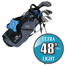 US Kids Golf-Set Ultralight Series 48 Kinder und Jugend Golf Schläger Set