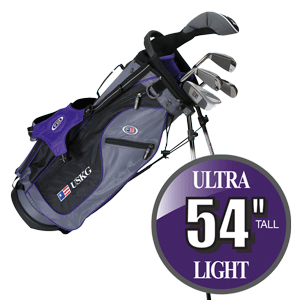 US Kids Golf-Set Ultralight Series 54 Kinder und Jugend Golf Schläger Set