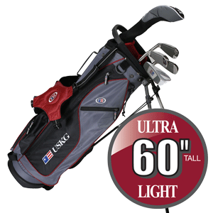 US Kids Golf-Set Ultralight Series 60 Kinder und Jugend Golf Schläger Set
